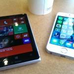 Kẻ buồn, người vui khi Windows Phone chung sống hòa bình với iOS và Android