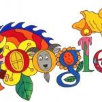 Logo doodle của Google lần đầu tiên do trẻ em Việt vẽ