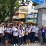 VIDEO: Sinh viên tình nguyện Tiếp sức Mùa thi 2015