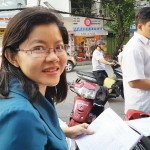 """Cô giáo mà học trò trường Trương Vĩnh Ký gọi là """"Má Bích"""""""