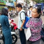 Video: Thầy cô trường THPT Trương Vĩnh Ký (TP.HCM) cùng đi thi tốt nghiệp với học trò