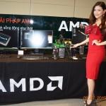 AMD ra mắt thị trường Việt Nam dòng card đồ họa AMD Radeon R9 Fury X hoàn toàn mới
