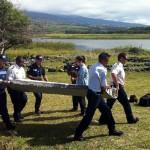 Tìm được mảnh máy bay ở Ấn Độ Dương nghi là của chuyến bay MH370