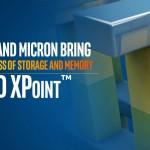 Intel lại mở đường công nghệ với bộ nhớ siêu khủng 3D XPoint