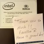 SAN FRANCISCO DU KÝ: Tấm note của cô nhân viên khách sạn