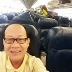 HOA KỲ DU KÝ: Trên máy bay đi Denver