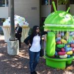 Thăm vườn tượng Android ở Silicon Valley