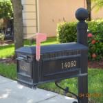 Cái hộp thư ở Mỹ