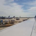 Hạ cánh tại sân bay ORD Chicago