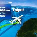 Từ Los Angeles tới Taipei