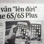 "Phân vân ""lên đời"" iPhone 6s/6s Plus"