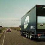 Samsung thắng giải CLIO Awards Hoa Kỳ với xe tải an toàn