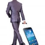 Màn hình smartphone lớn tới bao nhiêu là vừa?