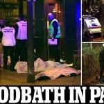 KHỦNG BỐ PARIS: Hơn 100 người chết trong vụ khủng bố tối thứ Sáu 13-11-2015 ở Pháp
