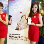 Huawei ra mắt smartphone G7 Plus tại Việt Nam