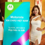 Motorola trở lại Việt Nam với 5 mẫu smartphone