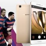 """Smartphone thời trang """"vàng hồng"""" OPPO R7s 4GB RAM bắt đầu bán ở Việt Nam"""