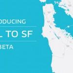 Uber thử nghiệm dịch vụ đi chung xe tại San Francisco