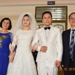Đi đám cưới ở miền quê Việt Nam lại được cảm ơn kiểu Mỹ