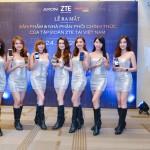 VIDEO: ZTE ra mắt 5 smartphone ở Việt Nam