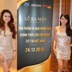 ZTE trở lại Việt Nam với 5 mẫu smartphone cho tất cả các phân khúc thị trường