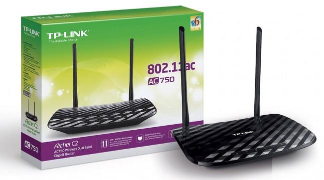 router TP-LINK AC750 – Archer C2
