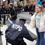 An ninh được thắt chặt hơn bao giờ hết tại lễ hội đón Giao thừa Times Square