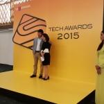 Lễ trao giải chương trình bình chọn Tech Awards 2015