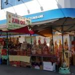VIDEO: Chợ bánh mứt Tết Bính Thân 2016 ở Mỹ Tho