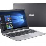 Laptop màn hình 4K/UHD Asus K501UX lên kệ ở Việt Nam