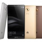 Huawei ra mắt bộ đôi smartphone Mate 8 và GR5
