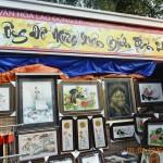 VIDEO: Phố Ông Đồ Saigon Tết Bính Thân 2016