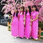 PHÓNG SỰ ẢNH: Mùng Bốn trên Đường Hoa Nguyễn Huệ Tết Bính Thân 2016 (P4/4)