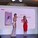 VIDEO: Nữ ca sĩ Mỹ Tâm trở thành Đại sứ thương hiệu smartphone của Huawei ở Việt Nam