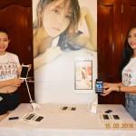 Hai smartphone mới V955 và V950 của Pantech ở Việt Nam