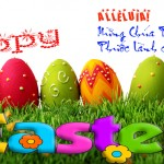 Happy Easter – Chúc mừng Phục sinh