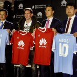 Danh thủ Lionel Messi chính thức trở thành Đại sứ thương hiệu toàn cầu của Huawei