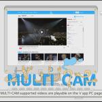 Ứng dụng V (Naver) ra mắt công nghệ 'MULTI-CAM' – chọn xem góc quay yêu thích
