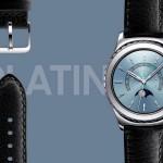 Phiên bản bạch kim của đồng hồ Samsung Gear S2 Classic có mặt ở Việt Nam