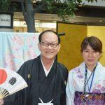 VIDEO: Trải nghiệm áo kimono Nhật Bản