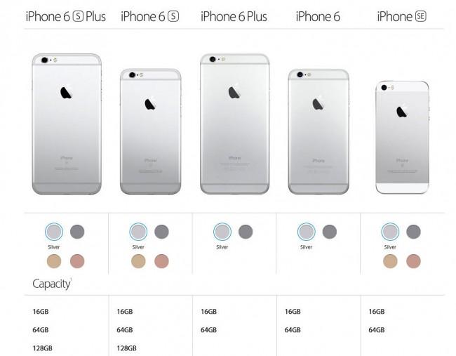 iphones-compare