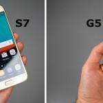 Làm quen với Samsung Galaxy S7 và LG G5