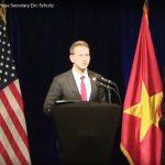 Nhà Trắng họp báo cập nhật tình hình 2 ngày Tổng thống Obama thăm Việt Nam