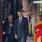 Vài ba gạch đầu dòng về chuyến thăm Chùa Ngọc Hoàng của Tổng thống Obama