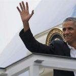 Tổng thống Barack Obama đến Nhật Bản dự hội nghị G7 Summit
