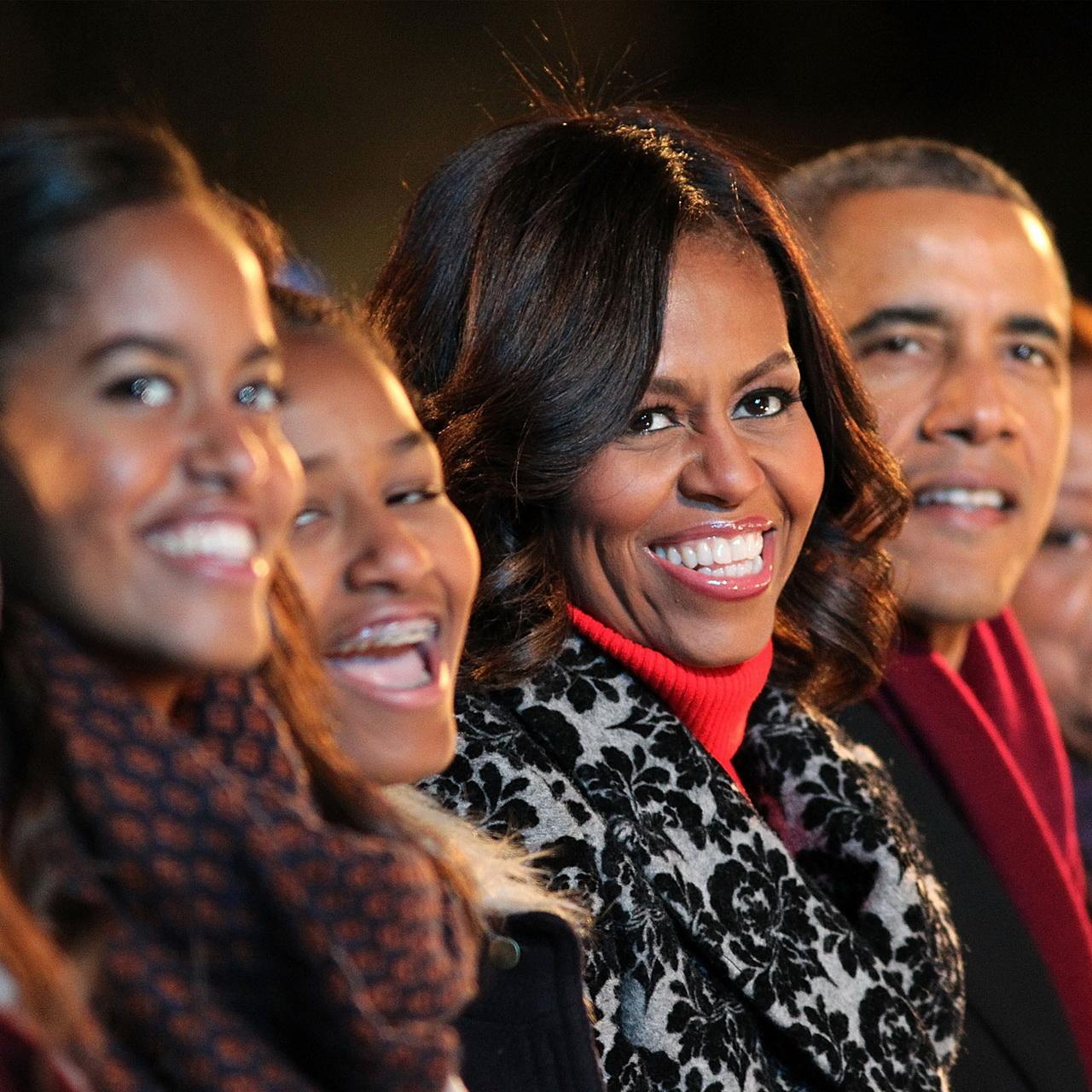 phạm hồng phướcSir Obama and his family - phạm hồng phước