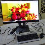 VIDEO: Trải nghiệm màn hình máy tính 24 inch HP Z24nf