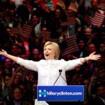 """Bà Hillary Clinton thắng áp đảo trong ngày """"siêu thứ Ba"""" 7-6-2016"""