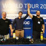 Giải ép xung thế giới HWBOT World Tour 2016 COMPUTEX 2016: Ngày thứ tư 3-6-2016