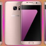 Galaxy S7 edge phiên bản hồng vàng ra mắt tại Việt Nam